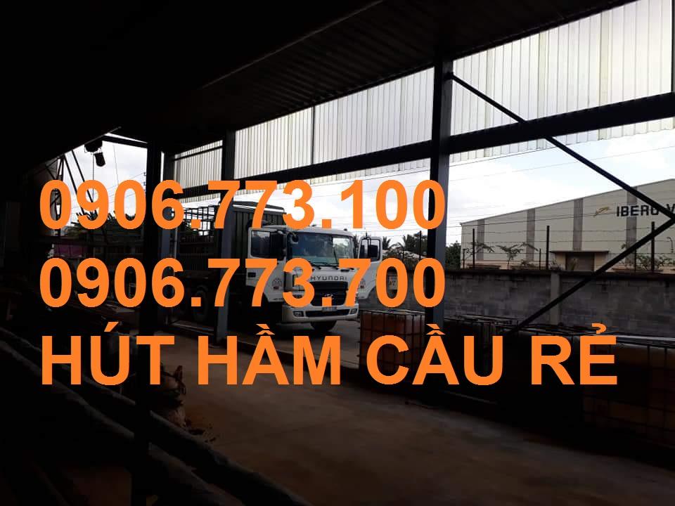 Hút hầm cầu đường đinh tiên hoàng Quận 1 0838.300.200