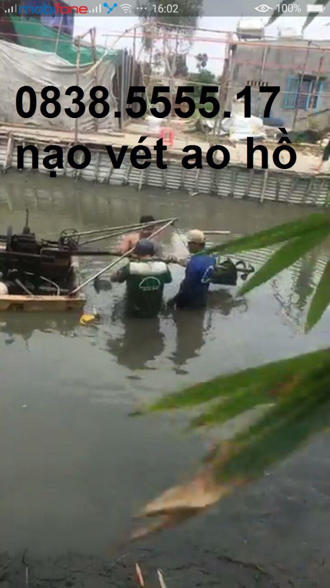 Thông cống nghẹt huyện Cần Giờ 0838.300.200