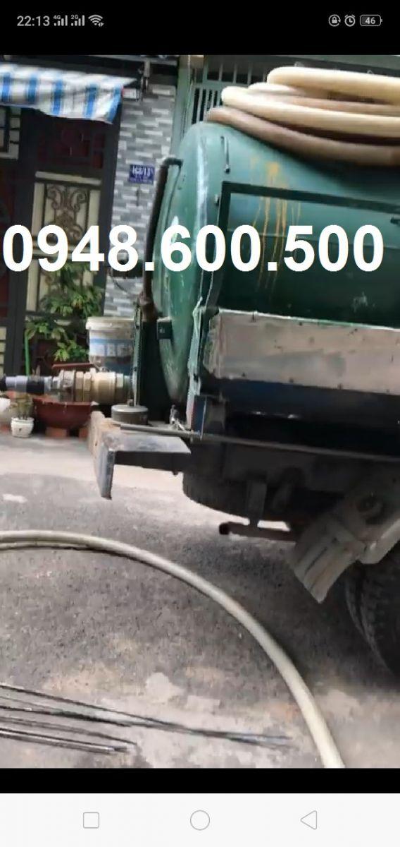 Hút Hầm CẦu Huyện Tân An 0838.300.200