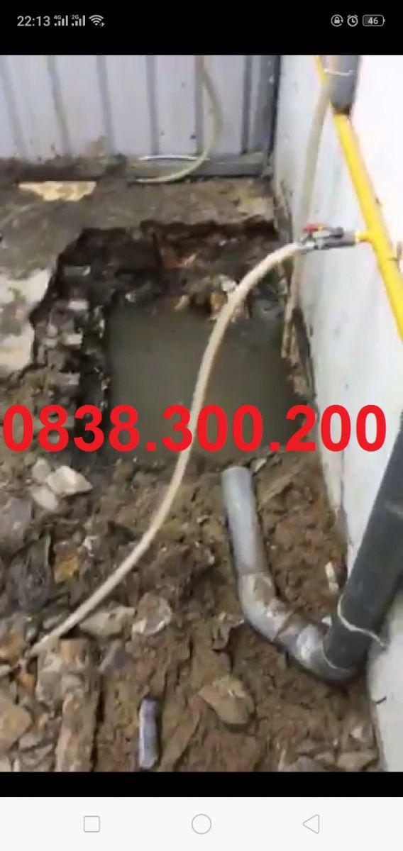 Hút hầm cầu quận tân phú 0838.300.200