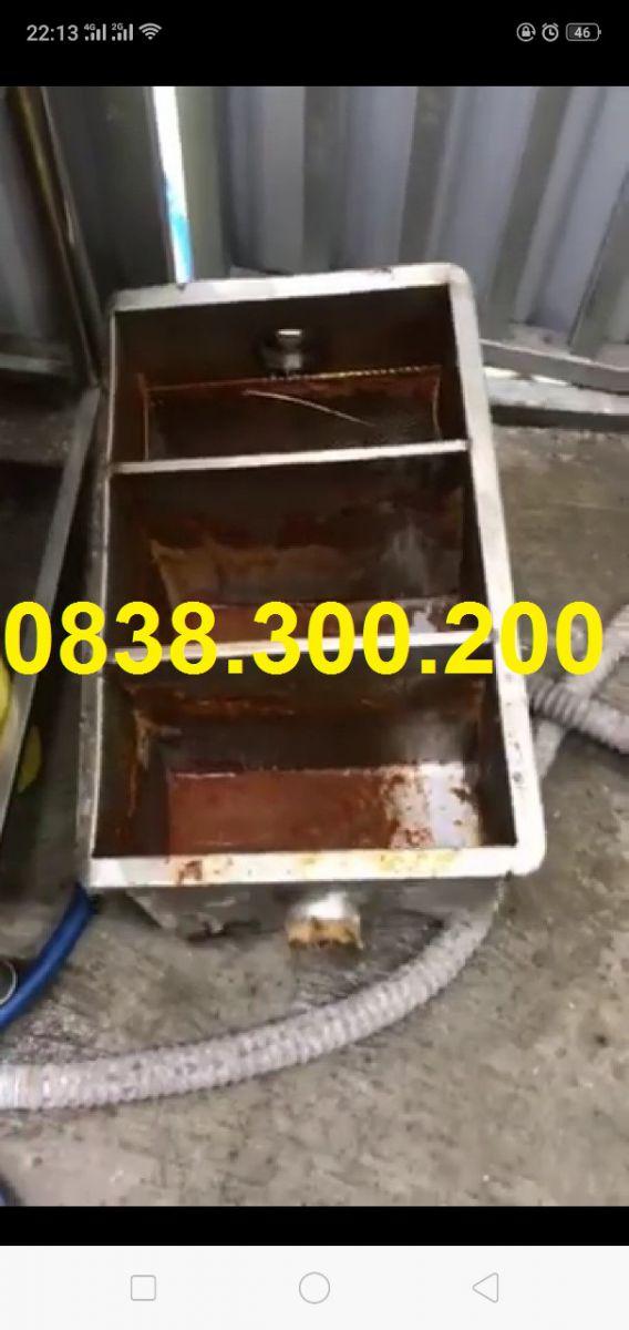 Hút hầm cầu giá rẻ Thủ Đức 0838.300.200